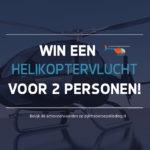 Winactie helikoptervlucht